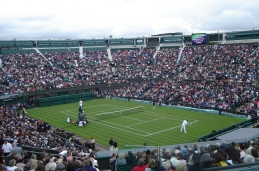 5.  Wimbledon - Centre Court